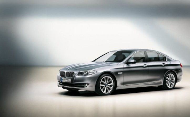 BMW 5-Series Cars
