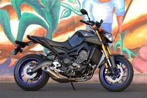 2014 Yamaha FZ-09,2014 Yamaha FZ-09 bike
