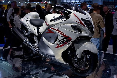 fastest bike Suzuki Hayabusa Motorcycle